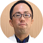 常勤医師 横井 大知(よこい だいち)